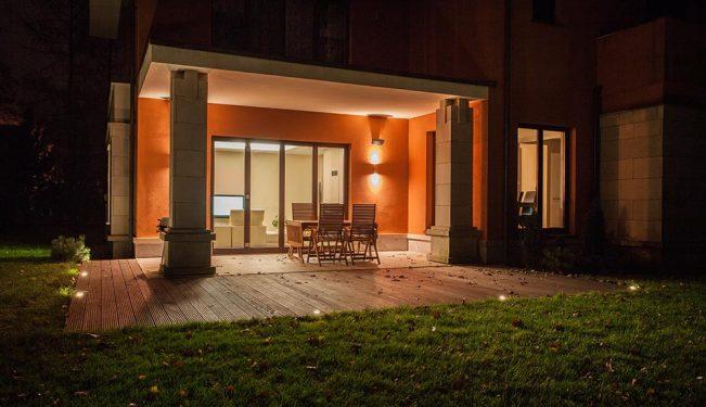 patio lighting kansas city