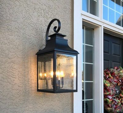 Your Home Can Stand Out With Exterior Accent Lighting