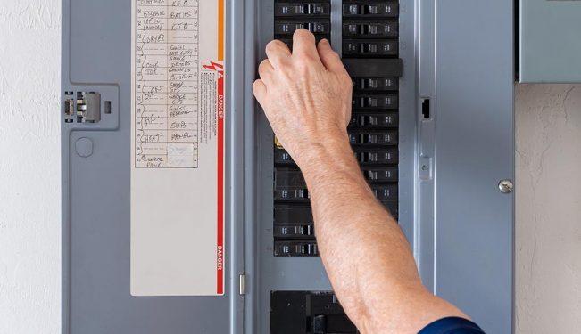 electrical panel upgrade kansas city